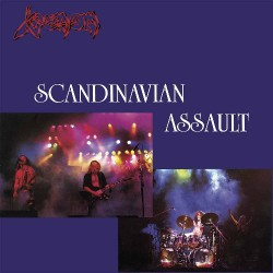 Venom - Scandinavian Assault - LP COLOURED