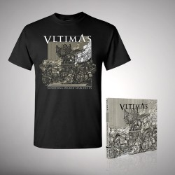 Vltimas - Bundle 1 - CD DIGIPAK + T-shirt bundle (Homme)