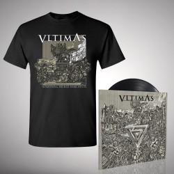 Vltimas - Bundle 3 - LP gatefold + T-shirt bundle (Homme)