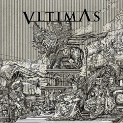 Vltimas - Something Wicked Marches In - CD DIGIPAK + Digital
