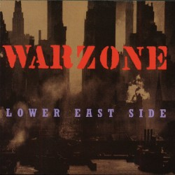 Warzone - Lower East Side - LP COLOURED