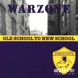 Warzone - Old School To New School - CD