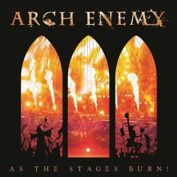 Arch Enemy - As The Stages Burn! - CD + DVD DIGIPAK