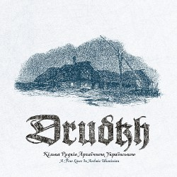 Drudkh - A Few Lines In Archaic Ukrainian - CD DIGIPAK + Digital