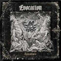 Evocation - Apocalyptic LTD Edition - CD + DVD Digipak
