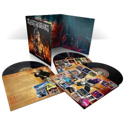 Iron Maiden - The Book Of Souls : Live Chapter - TRIPLE LP