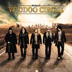 Voodoo Circle - More Than One Way Home LTD Edition - CD DIGIPAK
