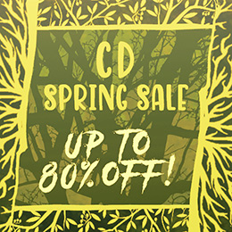 More than 1000 CDs on sale!