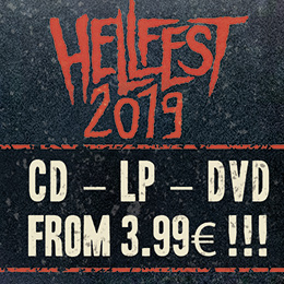 Hellfest special offers on music!