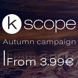 Promo sur les classiques du label Kscope !