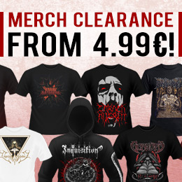 MERCH CLEARANCE!