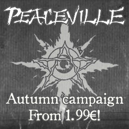 Discounts on Peaceville classics!