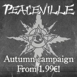 Promo sur les classiques Peaceville Records!