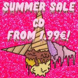 Summer sale on metal CDs!