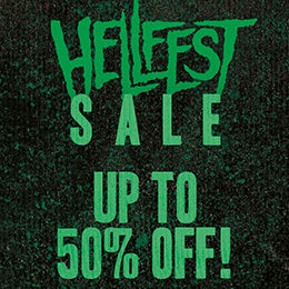 COOL PRICES ON HELLFEST BANDS!
