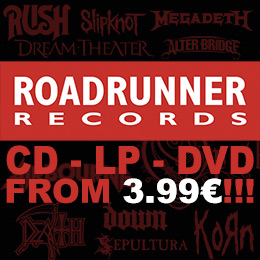 Roadrunner Records classics from 3.99€!