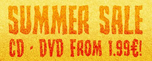Promos sur des centaines de CD, DVD Blu-rays !