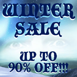 WINTER SALE ON THE SEASON OF MIST SHOP!