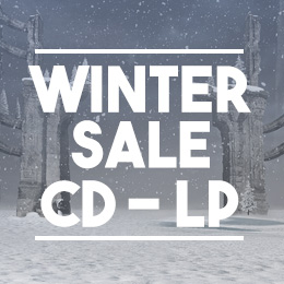 Winter sale on CDs and LPs!