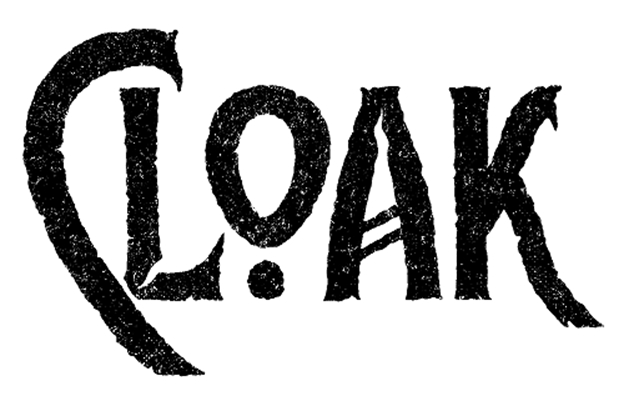 All formats of Cloak 'To Venomous Depths'
