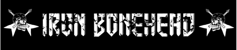 All Iron Bonehead Productions items