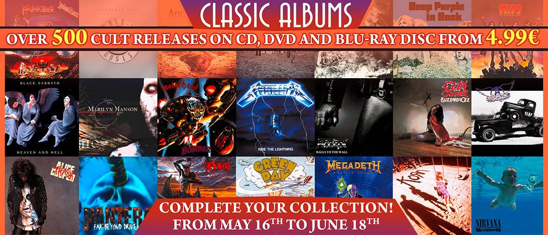 Cheap metal classics