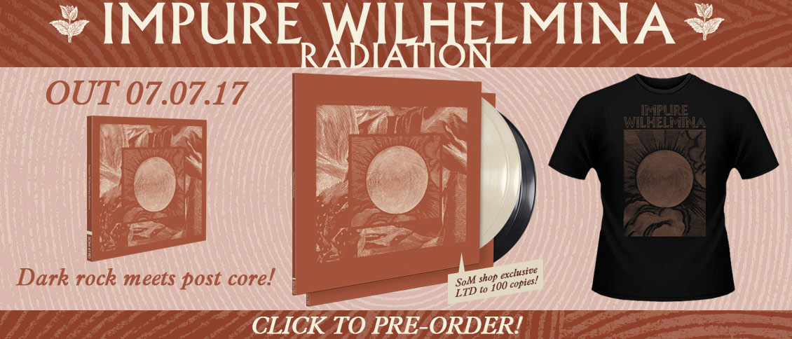 Impure Wilhelmina Radiation new album pre-order