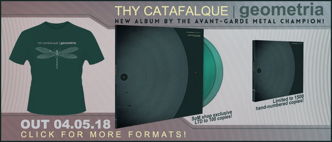 Thy Catafalque new album Geometria pre-order