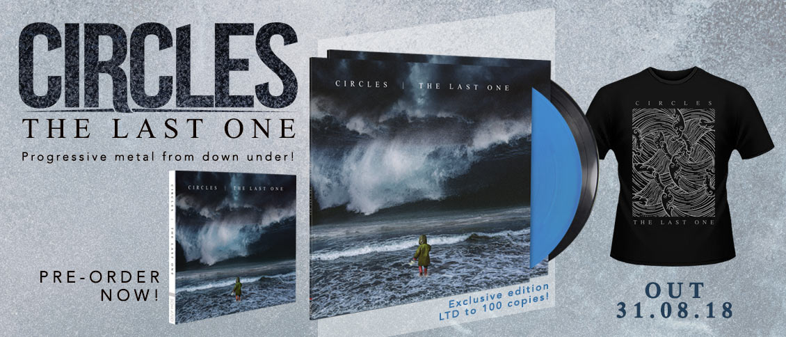 Circles - 'The Last One' new album pre-order