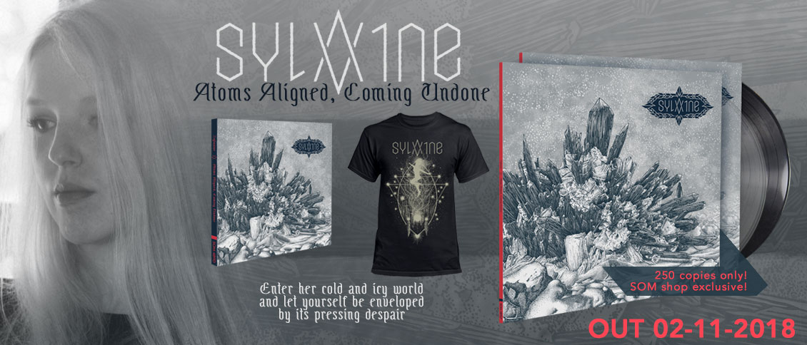 Sylvaine,Atoms Aligned, Coming Undone  new album pre-order