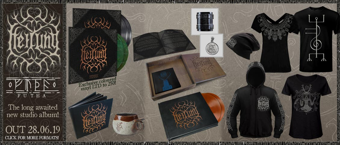 Heilung Futha new album pre-order