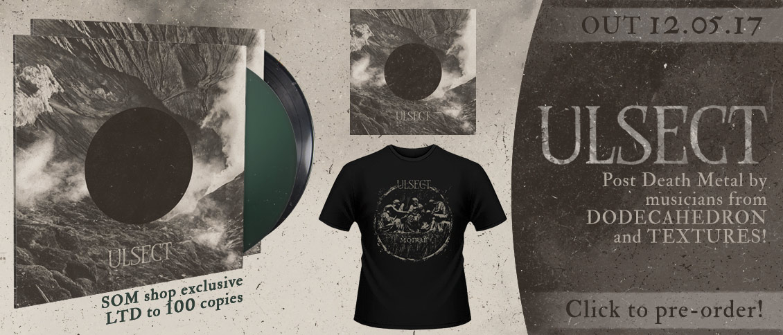 Ulsect new album pre-sale pre-order