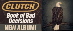 Pre-order Clutch's new album!