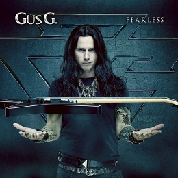 Gus G. 'Fearless' - Out April 20th