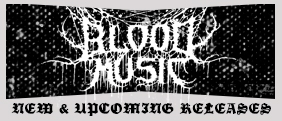 Every release from label Blood Music available on the Season of Mist shop!
