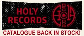 Les classiques de chez Holy sont de retour!