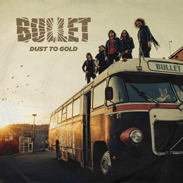 New Bullet album on April 20th!