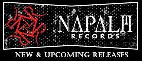 Nouvelles et futures sorties Napalm Records sur le shop Season!