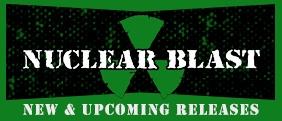 Nouvelles et futures sorties Nuclear Blast sur le shop Season!