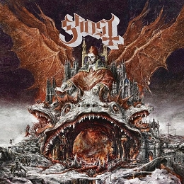 Pre-order Ghost's forthcoming album, 'Prequelle'!