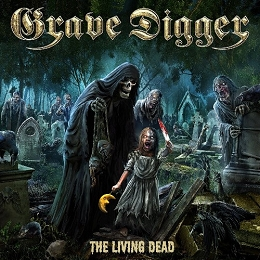 New Grave Digger album on September 14th!