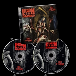 Legion of the Damned reissues