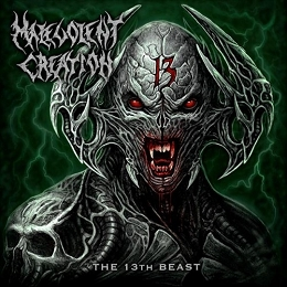New Malevolent Creation album on Jan. 18th!