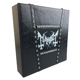 Mayhem 7-vinyl box set!