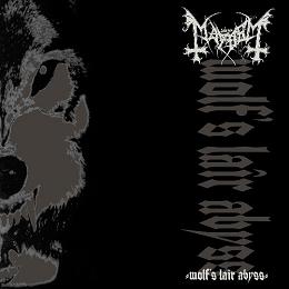 Mayhem 'Wolf's Lair Abyss' available again!