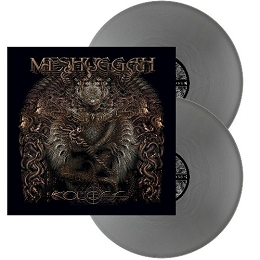 New Meshuggah LP reissues!
