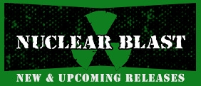 Check out the latest and next releases from Nuclear Blast on the Season of Mist shop!