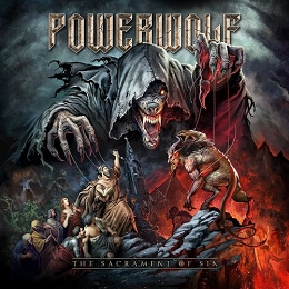 Nouvel album de Powerwolf!