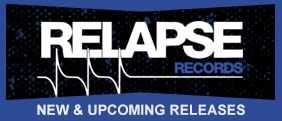 New Relapse releases on the Season of Mist shop!