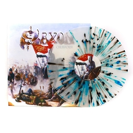 Saxon reissues on deluxe CD and coloured LP!